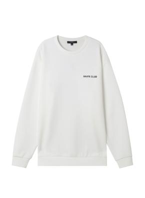 공용) 그래픽 맨투맨 티셔츠