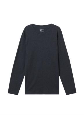 남성) 브러쉬드 크루넥 티셔츠 (CH)