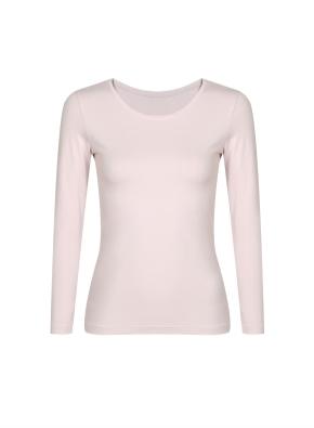 여성) 온에어 모달코튼 크루넥 긴팔 티셔츠 (LPK)