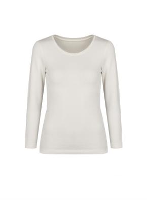여성) 온에어 수퍼웜 크루넥 긴팔 티셔츠 (IV)