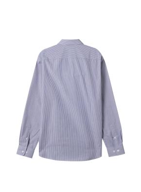 남성) 버튼다운 드레스 셔츠(BLP)