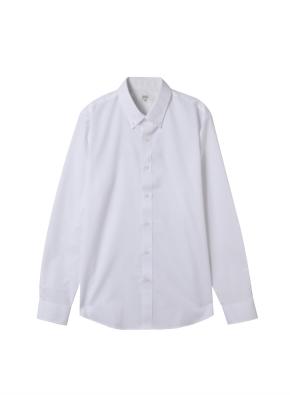 남성) 버튼다운 드레스 셔츠(WT)