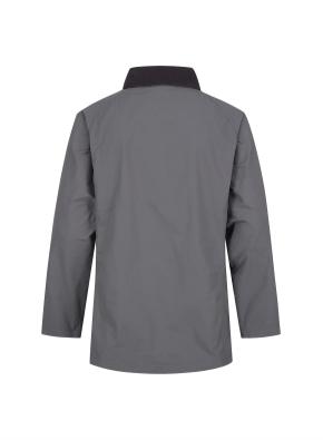 바버형 카라 헤리티지 사파리 자켓 (GR)