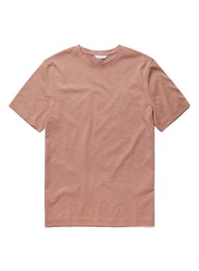 슬럽 라운드 반팔 티셔츠 (PK)