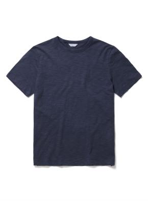[위클리] 코튼 슬럽 반팔 티셔츠 (DBL)