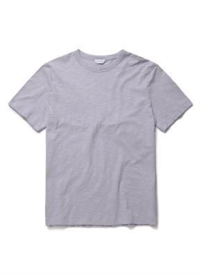 [위클리] 코튼 슬럽 반팔 티셔츠 (PP)