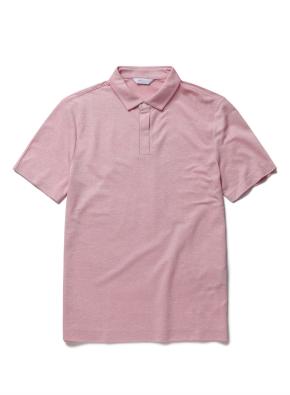 믹셀 쿨 반팔 카라 티셔츠 (PK)