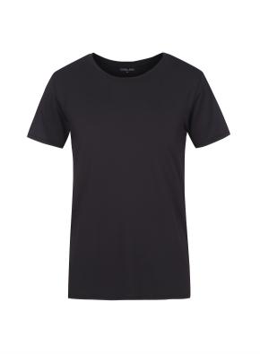 쿨데이 라운드 반팔 티셔츠 (BK)