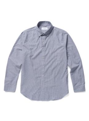 [20FW신상] 잔체크 컬러 캐주얼셔츠