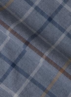 [20FW신상] 데일리 컬러 체크 캐주얼셔츠