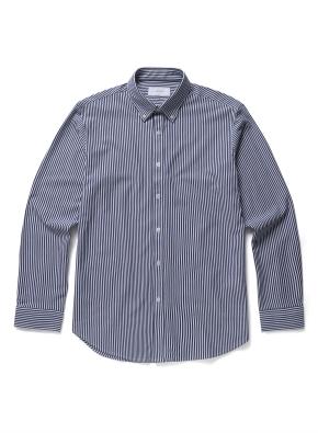 소프트 코튼 스트라이프 셔츠