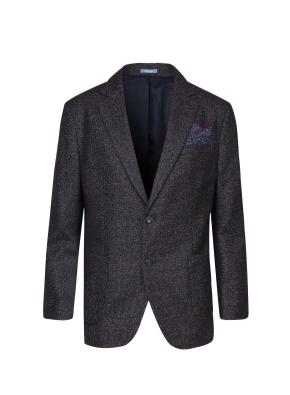 팬시얀 부클 모 재킷