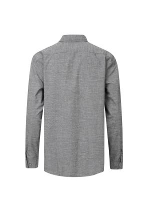솔리드 슬럽 셔츠 (GR)