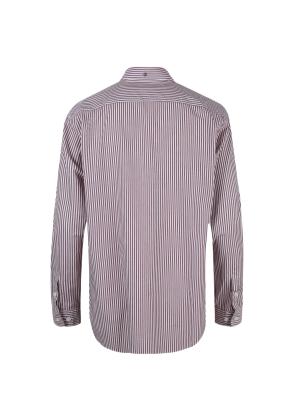 면혼방 아문젠 스트라이프 셔츠 (WN)