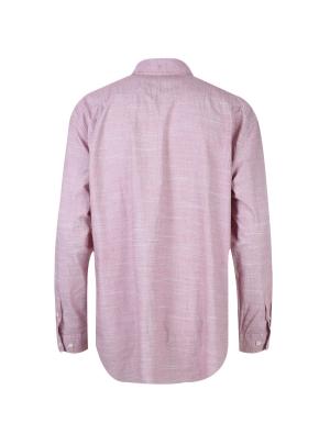 면 슬럽 솔리드 셔츠 (WN)