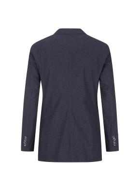 스트레치 솔리드 셋업 재킷 (NV)