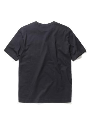 슬럽 실켓 베이직 라운드 티셔츠 (DNV)
