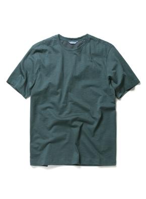 슬럽 실켓 베이직 라운드 티셔츠 (TBL)