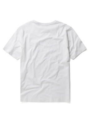 [Fairy pitta] 원포인트 패턴 라운드 티셔츠 (WT)