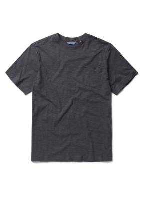 베이직 슬럽 반팔 포켓 티셔츠 (DGR)