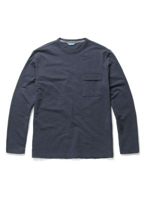 슬럽 포켓 티셔츠 (DGR)