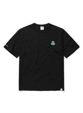 275C 콜라보 트렌스폼 로고 티셔츠 (BKB)