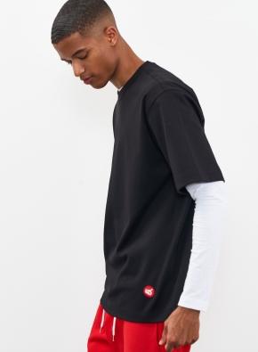 275C 콜라보 SOB 그래픽 티셔츠 (BK)