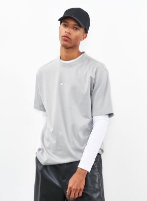 275C 콜라보 캘리포니아 아트웍 티셔츠 (GR)