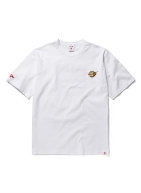 275C 콜라보 스퀘어 로고 그래픽 티셔츠 (WTB)