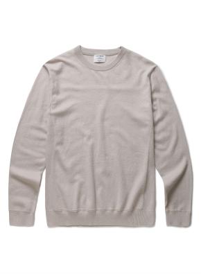 [20FW신상] 캐시미어 플러스 시그니쳐 스웨터 (IV)