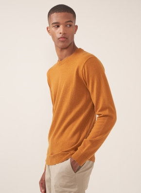 [20FW신상] 캐시미어 플러스 시그니쳐 스웨터 (OR)