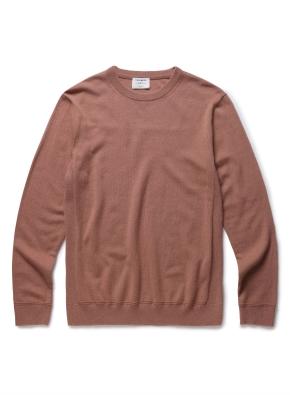 [20FW신상] 캐시미어 플러스 시그니쳐 스웨터 (PK)