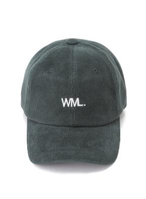 WML 베이직 컬러 로고 볼캡