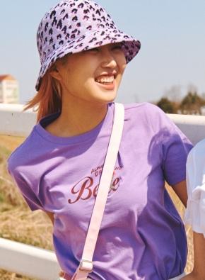 여성 디즈니 프린세스 콜라보 반팔 티셔츠
