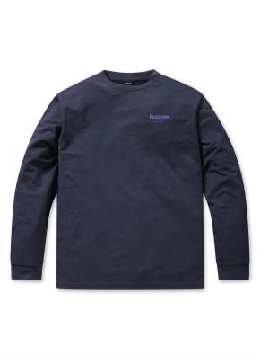 쿨테리 그래픽 긴팔 티셔츠