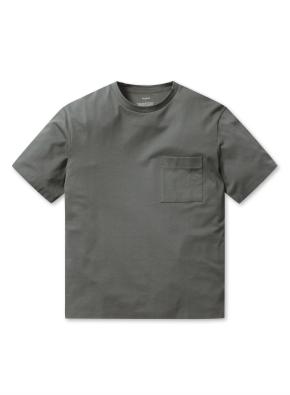 폰테 크루넥 반팔 티셔츠