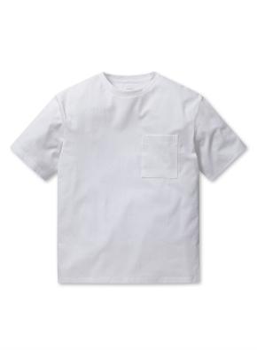 폰테 오버핏 반팔 티셔츠