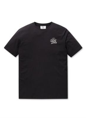디즈니 콜라보 오버핏 반팔 티셔츠