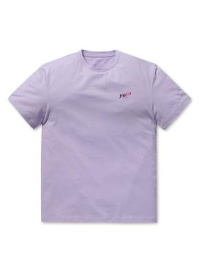 로고 베이직 그래픽 반팔 티셔츠