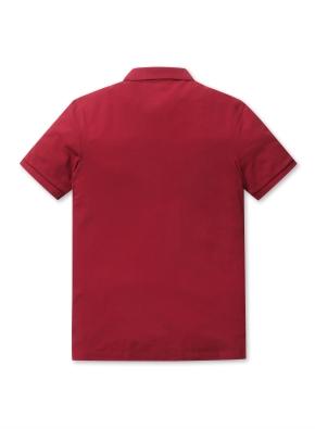클래식 피케 카라 티셔츠
