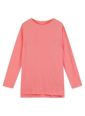 여성 코튼 모달 긴팔 티셔츠