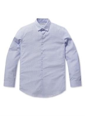 남성 코튼혼방 히든 버튼다운 드레스 셔츠 _ (CNV)