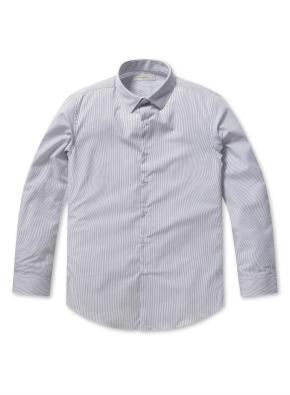 남성 코튼혼방 히든 버튼다운 드레스 셔츠 _ (SGR)