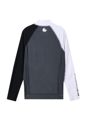 남성 비치웨어 집업 티셔츠 _ (CH)