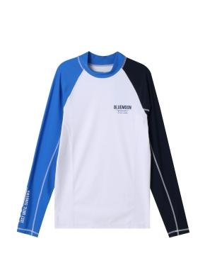 남성 비치웨어 풀오버 티셔츠 _ (BWT)