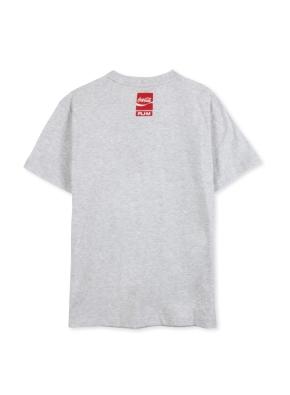 남여공용 코카콜라 그래픽 반팔 티셔츠2 _ (OTM)