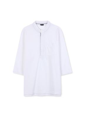 남여공용 에어로쿨 7부 티셔츠 _ (WT)