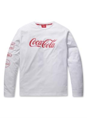 공용 코카콜라 콜라보 티셔츠  _ (WT)