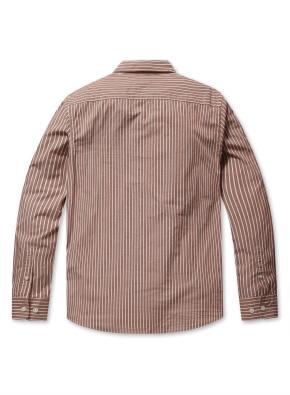남성 포플린 스트라이프 셔츠  _ (DCA)