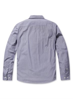 남성 포플린 스트라이프 셔츠  _ (SMB)